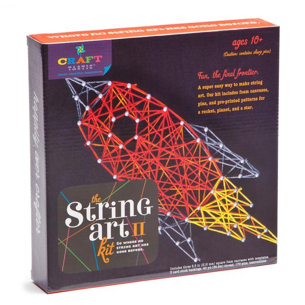 Craft-tastic String Art Kit - Ann Williams