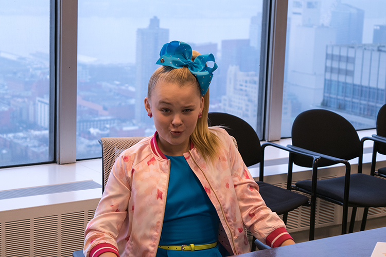 Jojo Siwa Interview