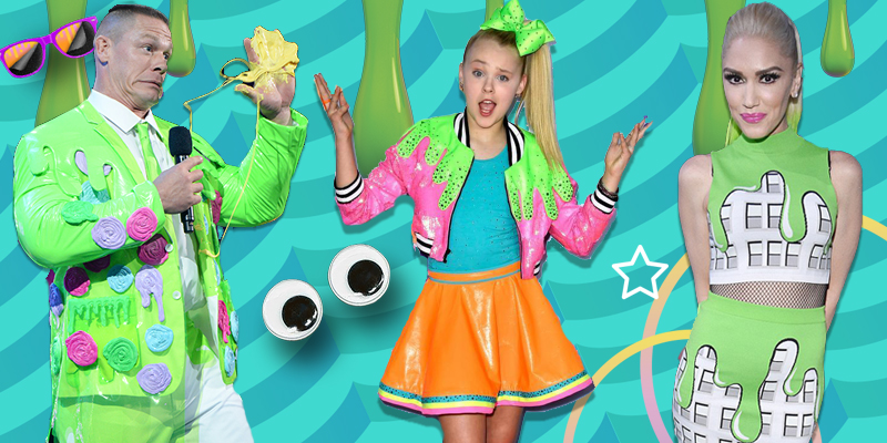 KCA Slime Inspired Look Poll