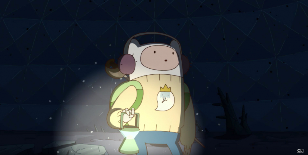 Adventure Time: Elements Miniseries