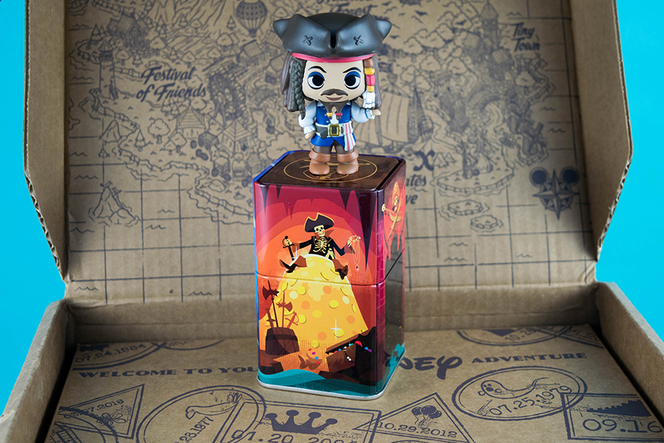 Funko Disney Treasures Unboxing - Pirates Cove