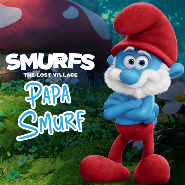 Smurfs: The Lost Village - Sony Pictures Animation