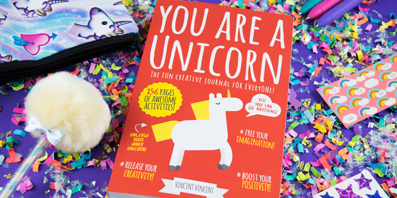You Are a Unicorn Journal