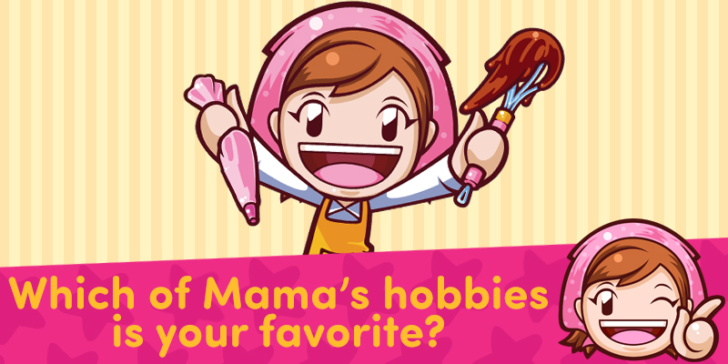 Cooking Mama: Sweet Shop Poll