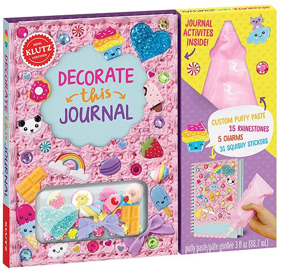 Klutz: Decorate This Journal