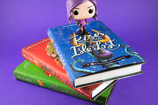 Descendants Novel Prize Pack Giveaway - Rise of the Isle of the Lost