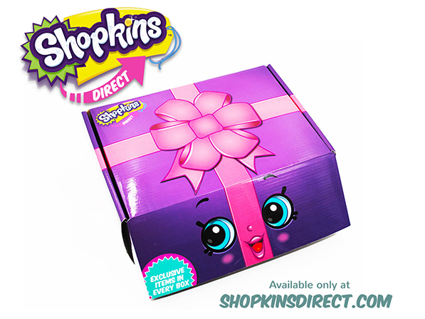 Shopkins Direct Subscription Box