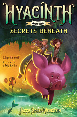 YAYBOOKS! May 2017 Roundup - Hyacinth and the Secrets Beneath