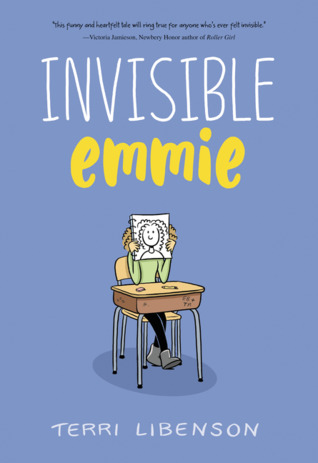 YAYBOOKS! May 2017 Roundup - Invisible Emmie