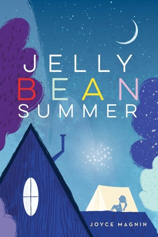 YAYBOOKS! May 2017 Roundup - Jelly Bean Summer