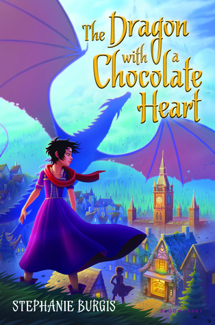 YAYBOOKS! May 2017 Roundup - The Dragon with a Chocolate Heart