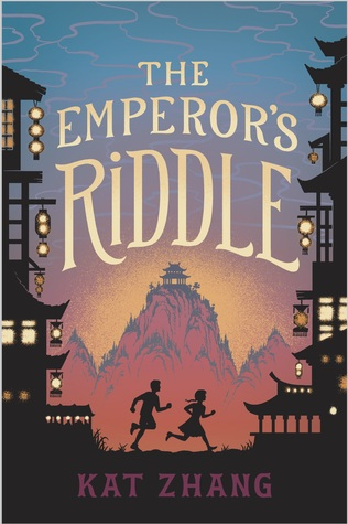 YAYBOOKS! May 2017 Roundup - The Emperor's Riddle