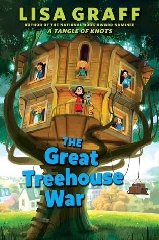 YAYBOOKS! May 2017 Roundup - The Great Treehouse War