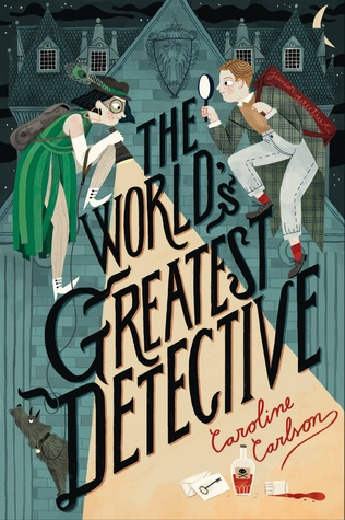 YAYBOOKS! May 2017 Roundup - The World's Greatest Detective