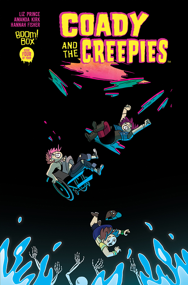 Coady and the Creepies #4 - BOOM! Studios
