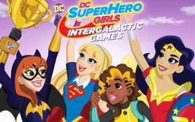 DC Super Hero Girls: Intergalactic Games Quiz