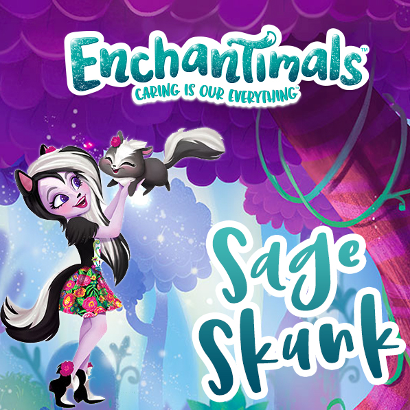 Enchantimals Furever Friend