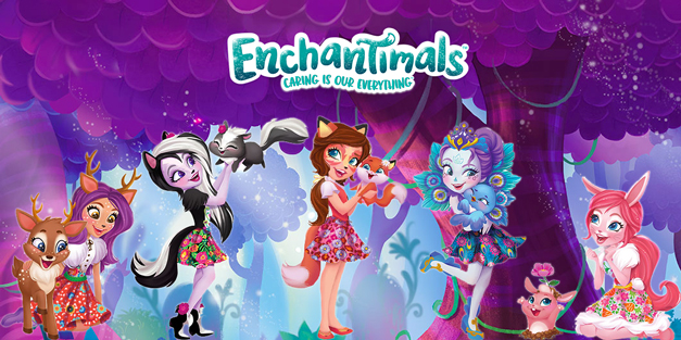 Get to Know the Enchanted World of Enchantimals