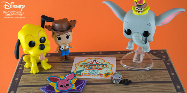 Funko Disney Treasures: Festival of Friends Unboxing