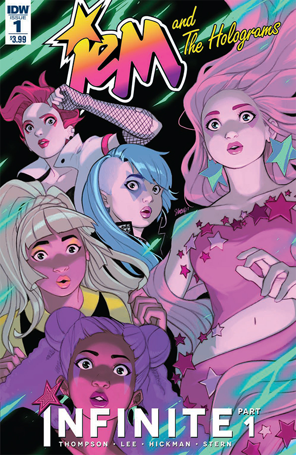 Jem and the Holograms: Infinite - IDW Publishing