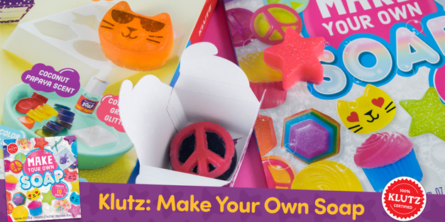 Klutz: Make Your Own Soap Kit