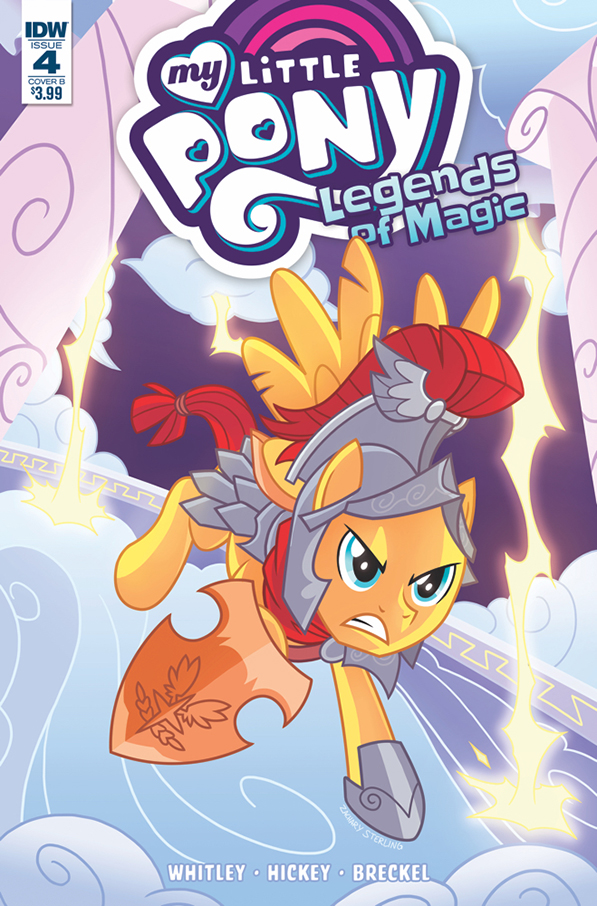 My Little Pony: Legends of Magic #4 - IDW Publishing