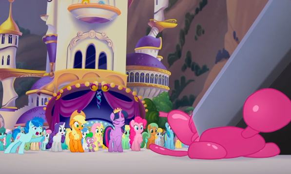 My Little Pony: The Movie Trailer Reactions