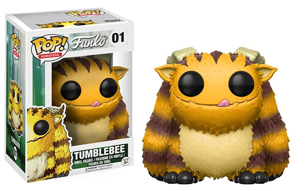 Funko POP! Monsters - Wetmore Forest