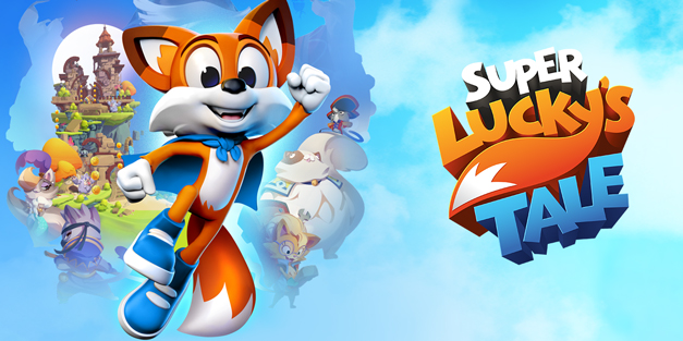 Super Lucky's Tale Looks Like an Adorable Delight