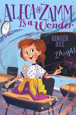 YAYBOOKS! June 2017 Roundup - Aleca Zamm is a Wonder