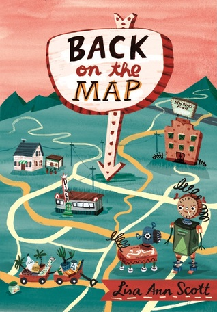 YAYBOOKS! June 2017 Roundup - Back on the Map
