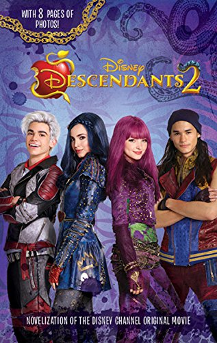 YAYBOOKS! June 2017 Roundup - Descendants 2 Junior Novel