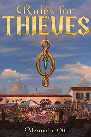 YAYBOOKS! June 2017 Roundup - Rules for Thieves