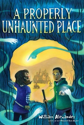YAYBOOKS! August 2017 Roundup - A Properly Unhaunted Place
