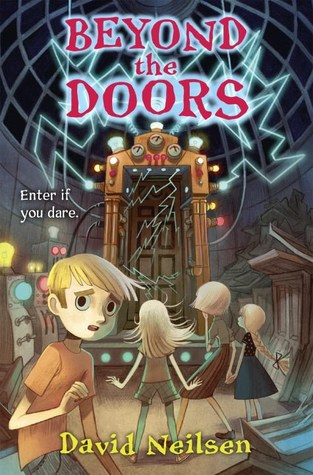 YAYBOOKS! August 2017 Roundup - Beyond the Doors