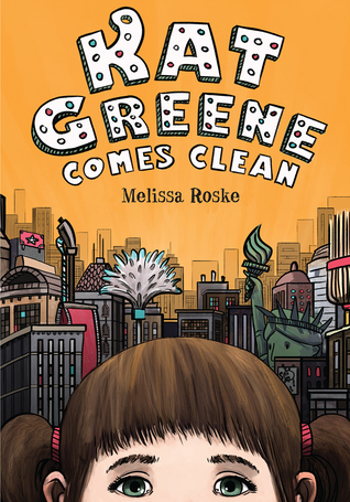 YAYBOOKS! August 2017 Roundup - Kat Greene Comes Clean