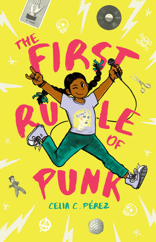 YAYBOOKS! August 2017 Roundup - The First Rule of Punk