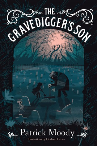 YAYBOOKS! August 2017 Roundup - The Gravedigger's Son