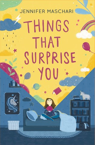 YAYBOOKS! August 2017 Roundup - Things That Surprise You