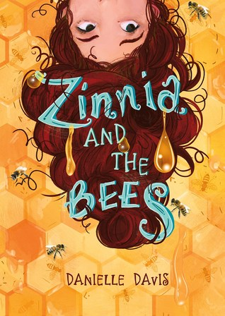 YAYBOOKS! August 2017 Roundup - Zinnia and the Bees