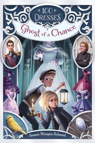 YAYBOOKS! June 2017 Roundup - 100 Dresses: Ghost of a Chance