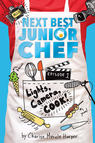 YAYBOOKS! June 2017 Roundup - The Next Best Junior Chef