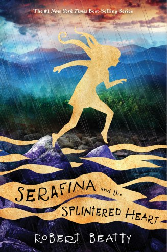 YAYBOOKS! June 2017 Roundup - Serafina and the Shattered Heart