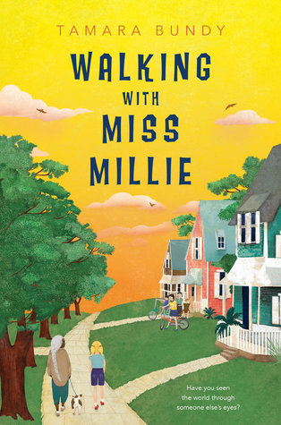 YAYBOOKS! June 2017 Roundup - Walking with Miss Millie