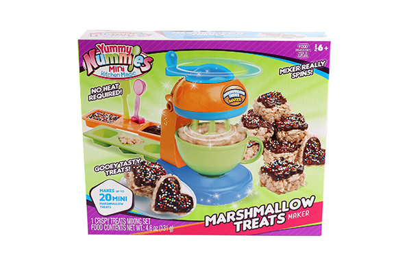 Yummy Nummies Marshmallow Treats Maker