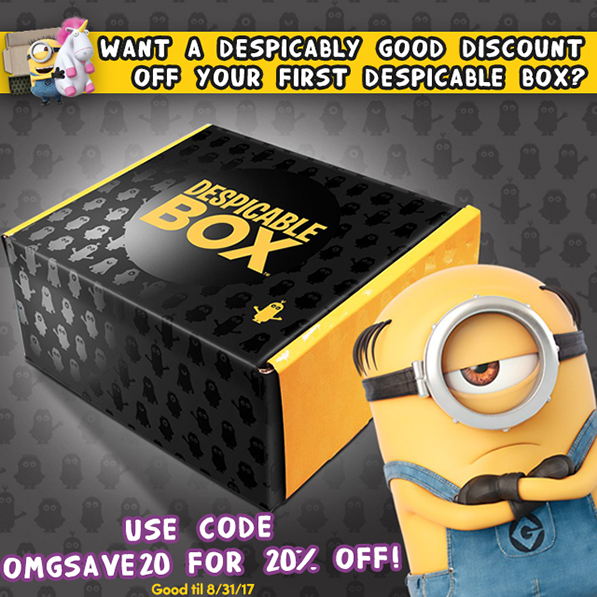 Despicable Box - CultureFly