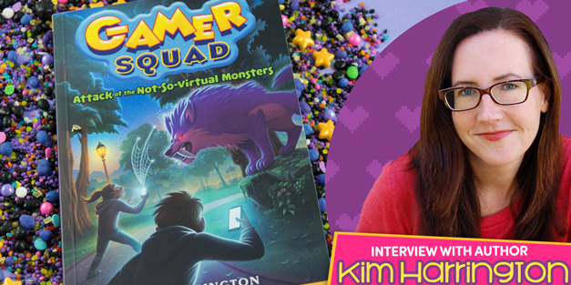 Gamer Squad - Interview with Kim Harrington