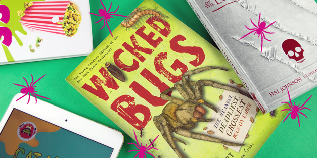4 Creepy Reads For Kids Who Love All Things Gruesome, Spooky, & Slimy