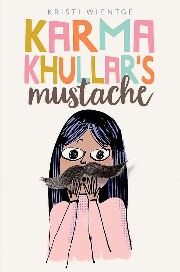 Karma Khullar's Mustache - Interview with Kristi Wientge