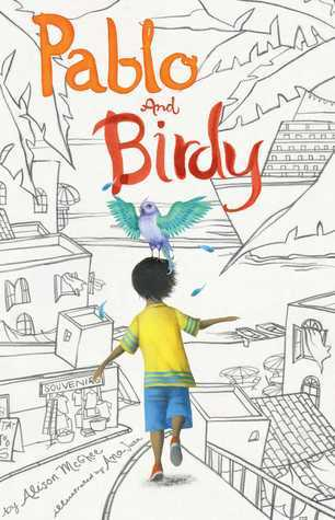YAYBOOKS! August 2017 Roundup - Pablo and Birdy
